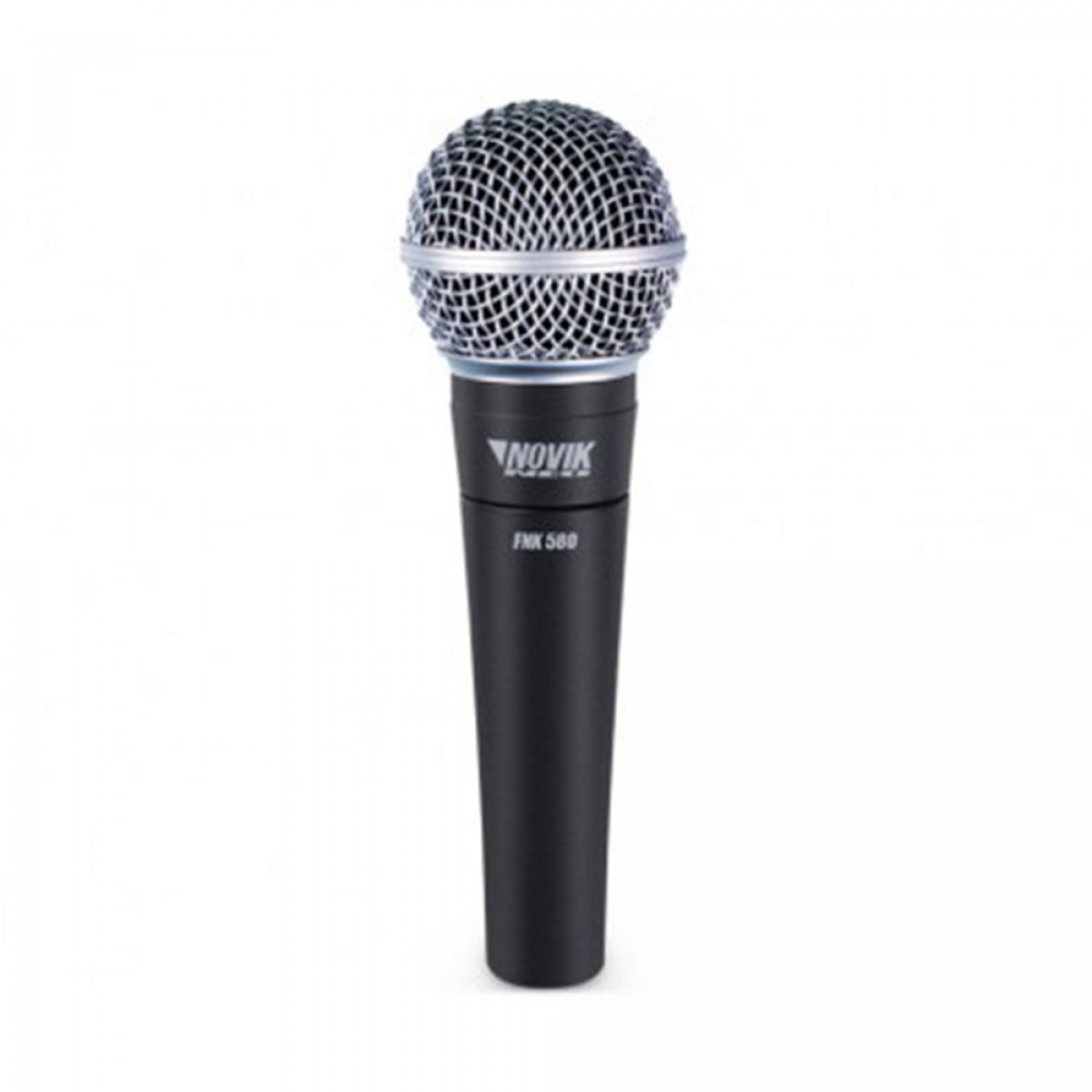 Microfone Profissional Dinâmico Novik Neo FNK 580