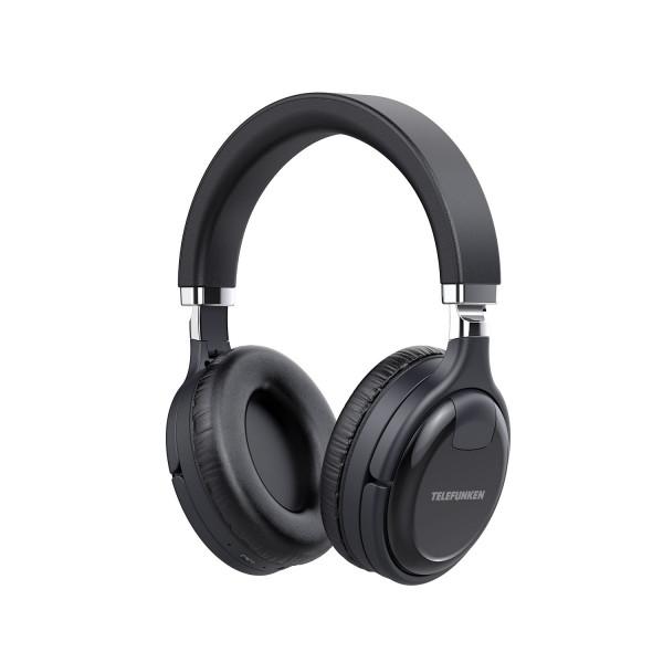 Fone de Ouvido Sem Fio Telefunken H 800 com Bluetooth e ANC