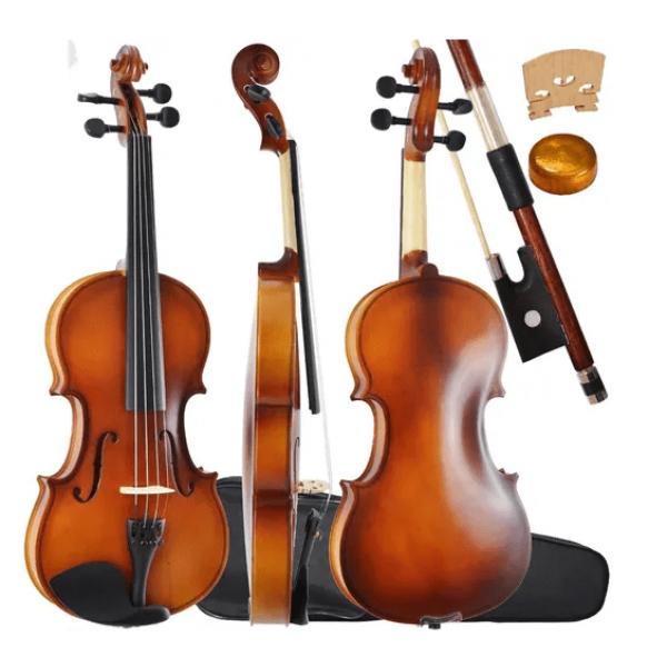 Violino Sverve C/ Estojo 4/4 Vintage