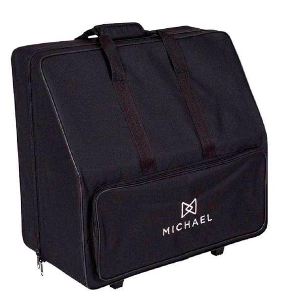Acordeon Michael AC M800 7N SPB 80 baixos