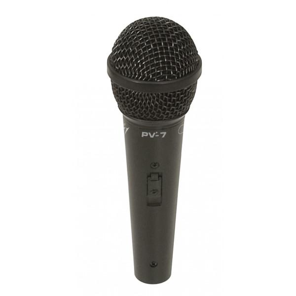 Microfone com fio P10 / XLR Peavey PV7