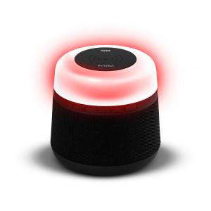 Caixa de Som Bluetooth com Carregador Wireless Novik Neo W Charge