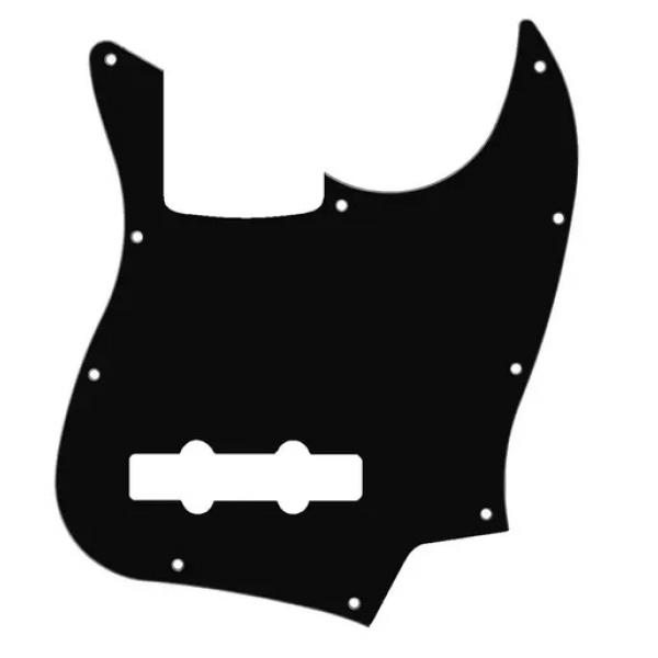 Escudo Contra Baixo Jazz Bass Preto Wave NJB-01/BK