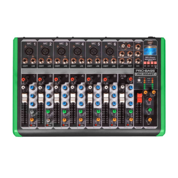 MESA PROBASS PM-1224 USB BT