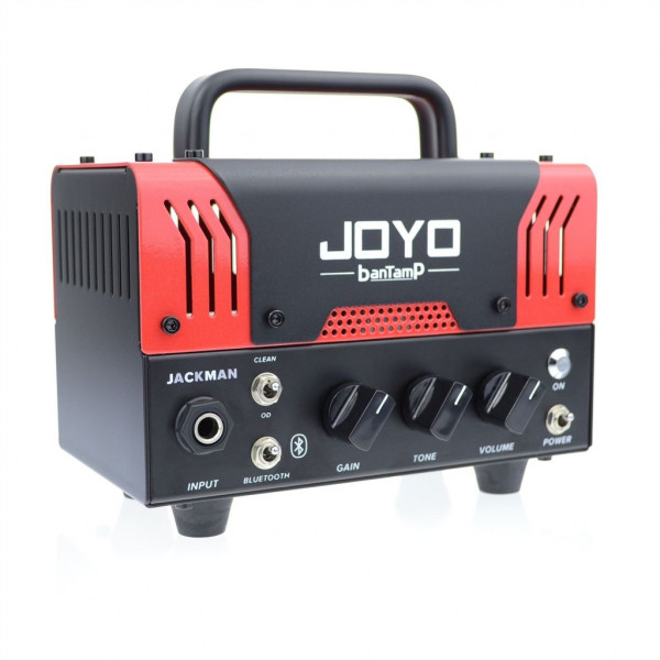 Cubo | Amplificador Guitarra Valvulado Joyo Bantamp Jackman 20 Watts