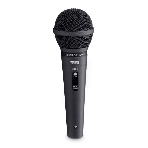 Microfone Profissional P10 Novik Neo FNK 5 Preto