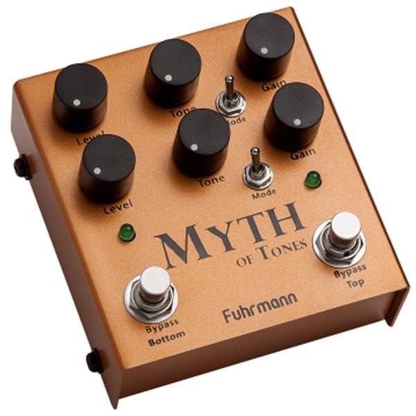 Pedal Fuhrmann Myth Of Tones Drive Duplo My01